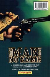 Verso de The lone Ranger Vol.1 (Dynamite - 2006) -12- Issue # 12
