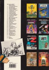 Verso de Spirou et Fantasio -31a1990- La boîte noire