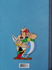 Verso de Astérix (Hachette collections - La collection officielle) -1- Astérix le gaulois