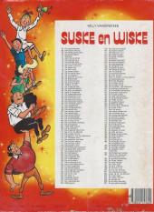 Verso de Suske en Wiske -207- DE GLANZENDE GLETSJER
