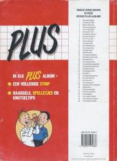 Verso de Suske en Wiske -214B (Plus29)- DE PAREL IN DE LOTUSBLOEM