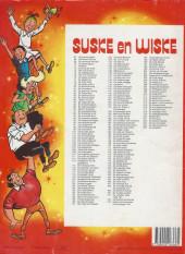 Verso de Suske en Wiske -225- DE GOALGETTER