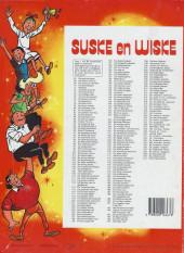 Verso de Suske en Wiske -226- DE MYSTERIEUZE MIJN