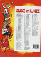 Verso de Suske en Wiske -227- HET WITTE WIEF