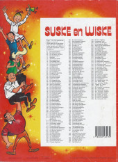 Verso de Suske en Wiske -230- LAMBIK BABA