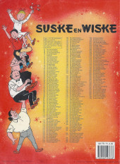 Verso de Suske en Wiske -239- DE STEVENDE STER