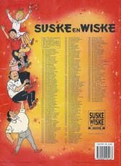 Verso de Suske en Wiske -241- HET ARUBA-DOSSIER