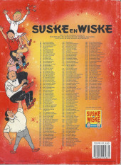 Verso de Suske en Wiske -245- DE 7 SCHAKEN