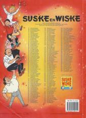 Verso de Suske en Wiske -247- HET KOSTBARE KADER