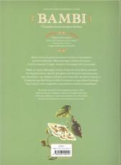 Verso de (AUT) Lacombe, Benjamin - Bambi
