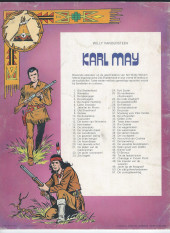 Verso de KARL MAY -9- DE OUTLAW
