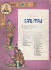 Verso de KARL MAY -37- DE WATERZOEKER