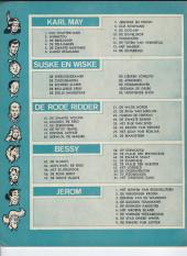 Verso de Bessy (en néerlandais) -66- Het Zingende Zand