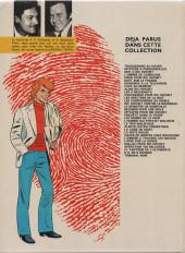 Verso de Ric Hochet -20a1981- L'homme qui portait malheur