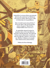 Verso de La science fiction - La Science fiction