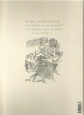 Verso de (AUT) Juillard - Carnets secrets 2004 - 2020