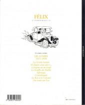 Verso de Félix (Tillieux) (Niffle) -5- L'intégrale / 5