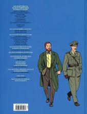 Verso de Blake et Mortimer (Les Aventures de) -27ES- Le cri du moloch