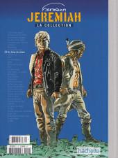 Verso de Jeremiah - La Collection (Hachette) -9- Un hiver de clown
