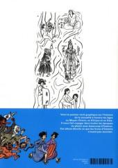 Verso de Sex story / Une histoire du sexe -2- Livre II - De l'Afrique à l'Asie