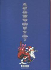 Verso de Contes de Noël du journal Spirou - Contes de Noël du journal Spirou 1955-1969