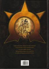 Verso de Les naufragés d'Ythaq -17- La Grotte des faces