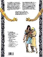 Verso de Thorgal -12- La cité du dieu perdu