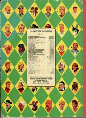 Verso de Michel Vaillant -1a1959a- Le grand défi