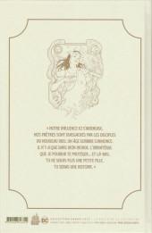 Verso de Promethea -INT1- Livre premier