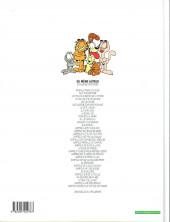 Verso de Garfield -7b2002- La diète, jamais !
