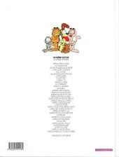 Verso de Garfield -15a2002- Fait boule de neige