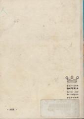 Verso de Battler Britton (Imperia) -Rec36- Collection reliée N°36 (du n° 281 au n° 288)