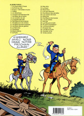 Verso de Les tuniques Bleues -27a1993- Bull Run