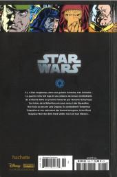 Verso de Star Wars - Légendes - La Collection (Hachette) -126126- Star Wars Classic - #58 à #63
