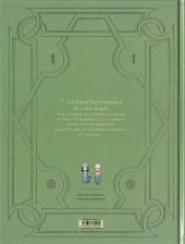 Verso de Le grand Mort -INT01- Intégrale I - Tomes I à IV