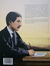 Verso de Signé Alain-Fournier