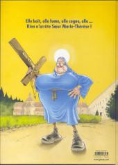 Verso de Sœur Marie-Thérèse -INT- Sœur Marie-Thérèse balance son intégrale