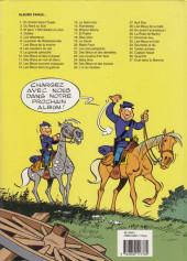 Verso de Les tuniques Bleues -31a1995- Drummer Boy