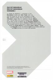 Verso de Dawn of X -5- Volume 05