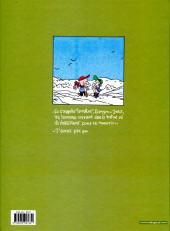 Verso de Le retour à la terre -1b2007- La vraie vie