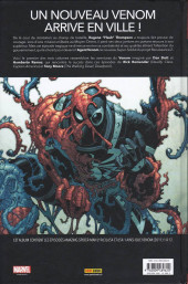Verso de Venom (Marvel Dark) -INT01- Agent Venom