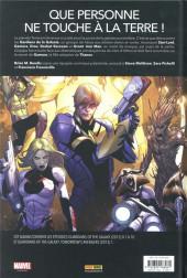 Verso de Les gardiens de la Galaxie (Marvel Now!) -INT01- Cosmic Avengers