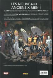 Verso de All-New X-Men (Marvel Now! - 2014) -INT01- X-Men d'hier