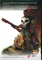 Verso de Punisher (Marvel Deluxe - 2013) -9- À main nue