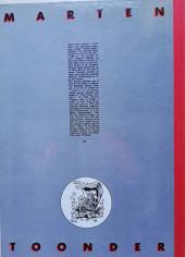 Verso de Marten Toonder, l'enchanteur au quotidien - Marten Toonder, l'enchanteur du quotidien