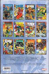 Verso de X-Men (L'intégrale) -41- 1995