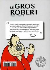Verso de (AUT) Lindingre -2- Le Gros Robert illustré - Tome 2