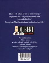 Verso de Dilbert (Vents d'Ouest) -4- N'humiliez jamais un collègue