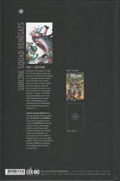 Verso de Suicide Squad Renégats -1- Hécatombe
