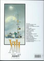 Verso de XIII -18a2007- La version Irlandaise